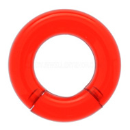 Red UV Segment Closure Ring