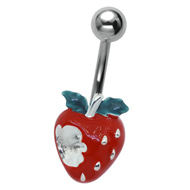 Strawberry Belly Bar