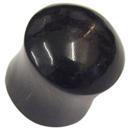 Plain Buffalo Horn Flesh Plug